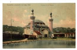 Liège Carte Officielle Expo 1905 - Liege