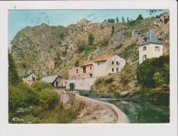 CPM - LE MALZIEU VILLE - Le Ranc Et Son Barrage - Autres Communes