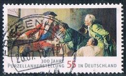 2010   300 Jahre Porzllanherstellung In Deutschland - Oblitérés