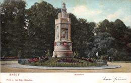 Breda   Monument             A 94 - Breda