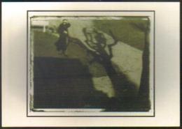 """Carte Postale édition """"Dix Et Demi Quinze"""" - Sarah Moon """"Ombre Portée"""" (photographie) Hôtel Salomon De Rothschild - Pubblicitari"""