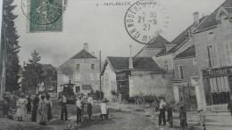 Bourbonne Les Bains   ( Réfection De La Rue Avec Rouleau) - Unclassified