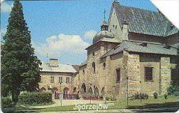 Poland 0198 Jedrzejow, 50 Units, R - Polonia