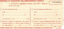 A 3790 - Spettacolo, Televisione, URAR - Serie Televisive