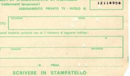 A 3791 - Spettacolo, Televisione, URAR - Serie Televisive