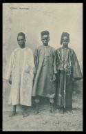 GUINÉ -BISSAU- COSTUMES - Mandingas  Carte Postale - Guinea-Bissau