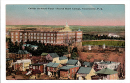 VICTORIAVILLE, Quebec, Canada, 1900-1910's; College Du Sacre Coeur - Unclassified