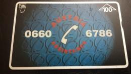Austria-(f21)-austria Assistance-(605l)-(100units)-tirage-5.050+1card Prepiad Free - Austria