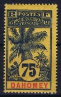 Dahomy   Yv Nr 29 MH/* Falz/ Charniere - Dahomey (1899-1944)