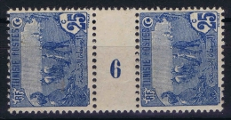 Tunesie, Millésimes   Yv Nr 35 MH/* Falz/ Charniere + MNH/** - Nuovi