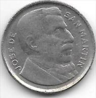 *argentina 10 Centavos 1953  Km 47a   Vf+ - Argentine