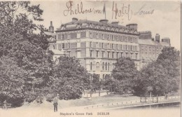 CPA - Stephen's Green Park - DUBLIN - 1907 - Dublin