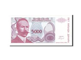 Bosnia - Herzegovina, 5000 Dinara, 1993, KM:149a, Undated, NEUF - Bosnien-Herzegowina