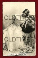 FRANCE - CLEO DE MERODE - ORIGINAL REAL PHOTO CARD - Other