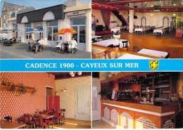 80 - CAYEUX SUR MER : Restaurant Dansant CADENCE 1900 Bld Du Gl Sizaire - CPSM GF - Somme - Cayeux Sur Mer