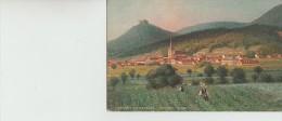 """Hambach  Mit  Maxburg   Neustadt  A/D Hot                       """"oilette"""" - Illustrators & Photographers"""