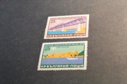 M327- Set MNHBulgaria / Bulgarie 1978 Danube Shipping (European Danube Commission) - Ponti