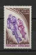 ANDORRE FR -  SPORT -  N° Yvert  288** - Neufs