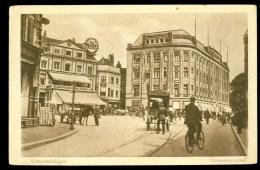 ANSICHTKAART * CPA * GROENMARKT Gelopen In 1922 Van ´s-GRAVENHAGE Naar MAASTRICHT  (3762c) - Den Haag ('s-Gravenhage)