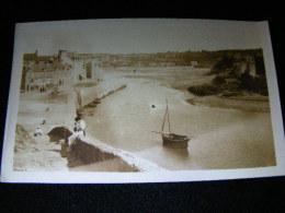 Photographie Vers 1930 Val André -- Port De Dahouet  FEV16 10bis - Lieux