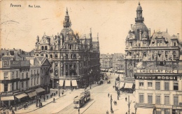 Anvers Antwerpen       Rue Leys   Tram           A 118 - Antwerpen