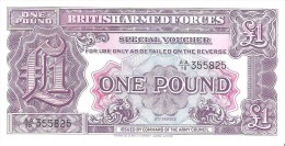 British Armed Forces - Pick M22 - 1 Pound 1948 - Unc - British Military Authority