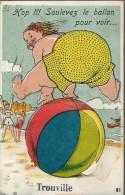 CP Trouville Soulevez Le Ballon ... - Trouville
