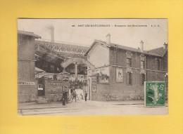 * CPA..dépt 92..ISSY Les MOULINEAUX  :  Brasserie Des Moulineaux  :  Voir  Les 2 Scans - Issy Les Moulineaux
