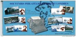 Souvenir Philatélique ALBERT LONDRES 2007 Neuf Sous Blister YT N° 17/22 - Autres
