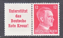 GERMANY   W 156   * - Se-Tenant