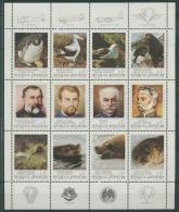 Argentinien 1983 Arktisforschung 1666/77 ZD-Bogen Postfrisch (C22918) - Ungebraucht