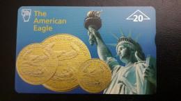 Austria-(f175)-schoeller5-eagle-(705l)-(20units)-tirage-2.000+1card Prepiad Free - Timbres & Monnaies