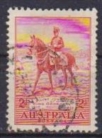 AUSTRALIA  1935 GIUBILEO DI RE GIORGIO V YVERT. 139 USATO VF - 1913-36 George V: Heads