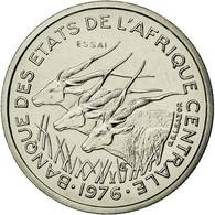 Afrique Centrale, République Du Tchad, 50 Francs Essai - Chad