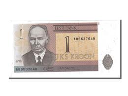 Estonie, 1 Kroon Type Raud - Estonie