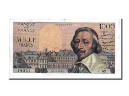 1000 Francs Type Richelieu - 1871-1952 Anciens Francs Circulés Au XXème