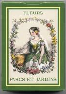 Fleurs Parcs Et Jardins  Jeu De 54 Cartes FLOWER - 54 Cartes