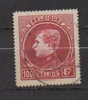 P428.-. BELGIUM / BELGICA .-.  1930 .-. SCOTT # : C1-4 - USED - FOKKER FVII/3M - CAT VAL. US$ 5.00 - Belgium