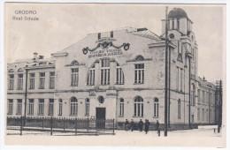 Belarus Grodno, Germany, Real Schule - Belarus