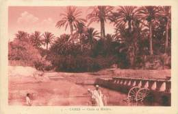 GABES - Oasis Et Rivière - Tunisie