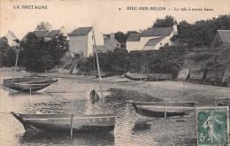 29 - Riec-Sur-Belon - La Cale à Marée Basse - France