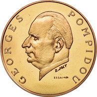 Gabon, 5000 Francs Essai - Gabon