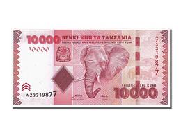 Tanzanie, 10 000 Shilingi Type 2010 - Tanzanie