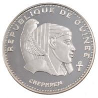 Guinea, 500 Francs, 1970, FDC, Argent, KM:23 - Guinée