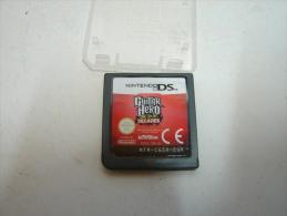 Jeux. 4. Mintendo DS. Guitar Hero - Nintendo 64