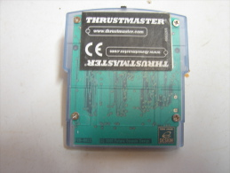 Jeux. 6. Thrustmaster. Cheatcode. - Accessories