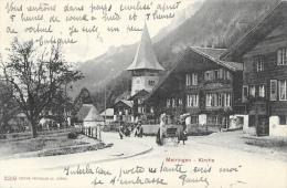 Meyringen - Eglise - Kirche - Edition Photoglob Co. - Carte Précurseur - BE Berne