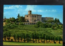 P4558 Il Castello Di Tabiano Terme, Frazione Del Comune Di Salsomaggiore Terme In Prov. Di PARMA - Non Viaggiata - Italia