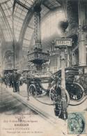 AUTOMOBILE - Salon De L'Autombile 1906 - Stand Des Voitures électriques KRIÉGER - Usines à Puteaux - Voitures De Tourisme