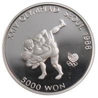 Corée Du Sud, République, 5000 Won - Corée Du Sud